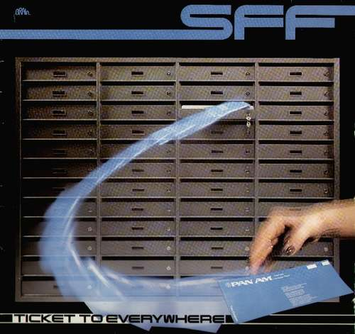 Bild SFF - Ticket To Everywhere (LP, Album) Schallplatten Ankauf