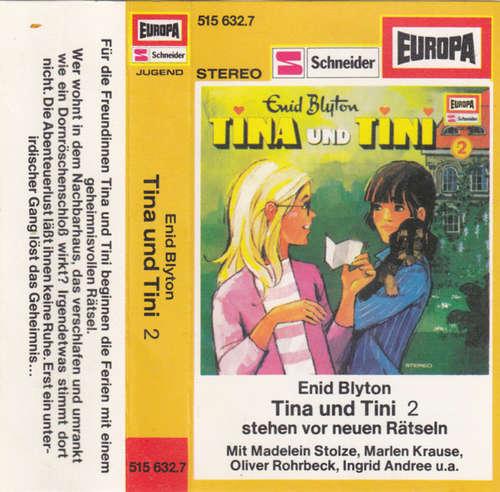 Bild Enid Blyton - Tina Und Tini 2 - Tina Und Tini Stehen Vor Neuen Rätseln (Cass) Schallplatten Ankauf