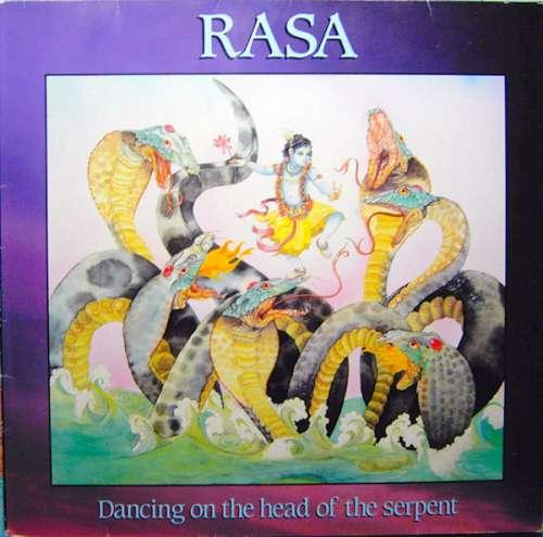 Cover Rasa (4) - Dancing On The Head Of The Serpent (LP, Album) Schallplatten Ankauf