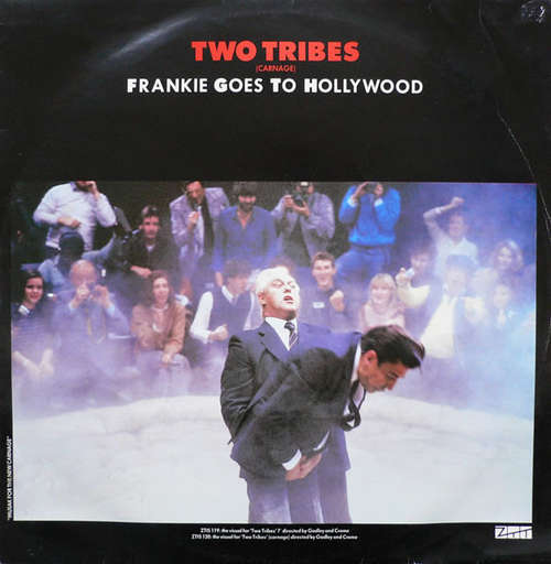 Bild Frankie Goes To Hollywood - Two Tribes (Carnage) (12, Single) Schallplatten Ankauf