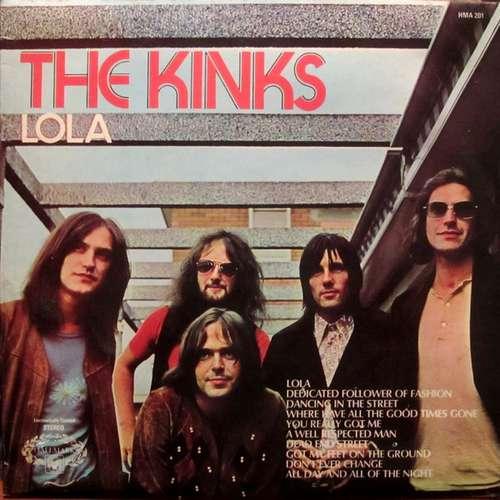 Cover The Kinks - Lola (LP, Comp) Schallplatten Ankauf