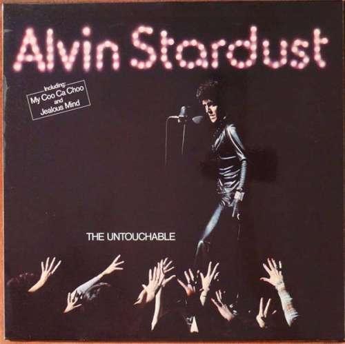Bild Alvin Stardust - The Untouchable (LP) Schallplatten Ankauf