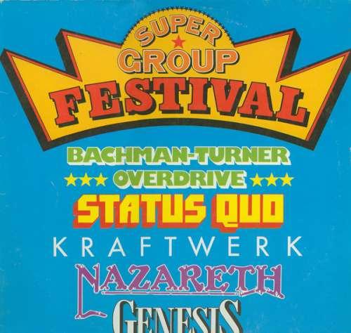 Bild Various - Super Group Festival (LP, Comp, Club) Schallplatten Ankauf