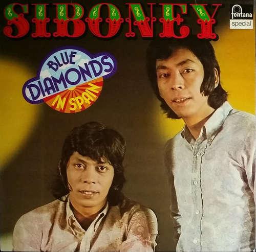 Bild Blue Diamonds* - Siboney - Blue Diamonds In Spain (LP, Comp) Schallplatten Ankauf
