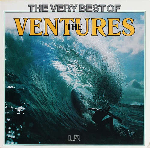 Cover The Ventures - The Very Best Of The Ventures (LP, Comp) Schallplatten Ankauf