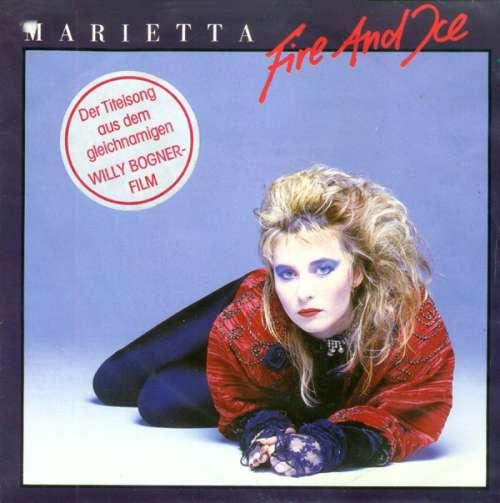 Bild Marietta* - Fire And Ice (7, Single) Schallplatten Ankauf