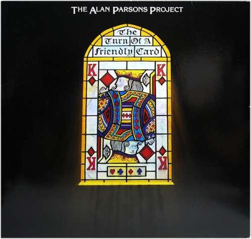 Cover zu The Alan Parsons Project - The Turn Of A Friendly Card (LP, Album) Schallplatten Ankauf