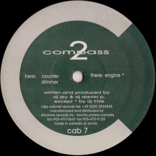 Cover Compass - Compass 2 (12) Schallplatten Ankauf