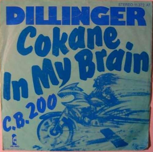 Cover Dillinger - Cokane In My Brain  (7, Single) Schallplatten Ankauf