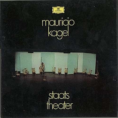 Cover zu Staatstheater Schallplatten Ankauf