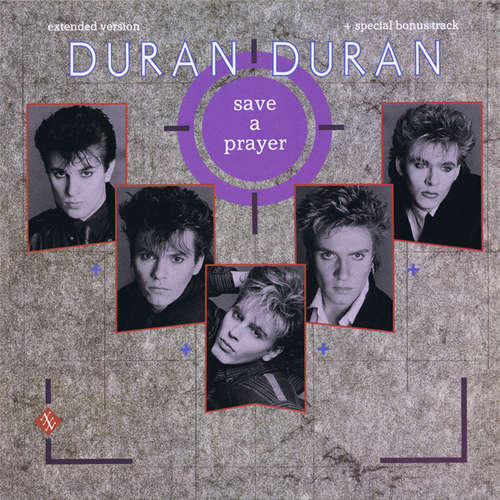 Cover Duran Duran - Save A Prayer (12, Single) Schallplatten Ankauf