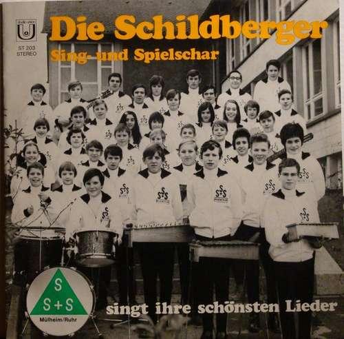 Cover zu Die Schildberger Sing- Und Spielschar* - Singt Ihre Schönsten Lieder  (10, Album, Mono) Schallplatten Ankauf