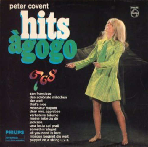 Cover Peter Covent Band - Hits A-Go-Go 67/68  (LP) Schallplatten Ankauf