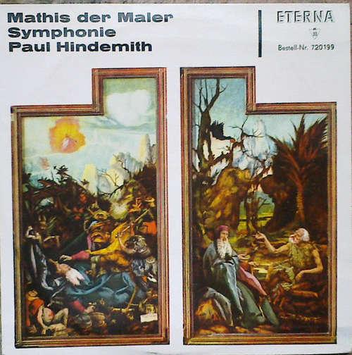 Bild Paul Hindemith, Dresdner Philharmonie, Heinz Bongartz - Mathis Der Maler - Symphonie (10) Schallplatten Ankauf