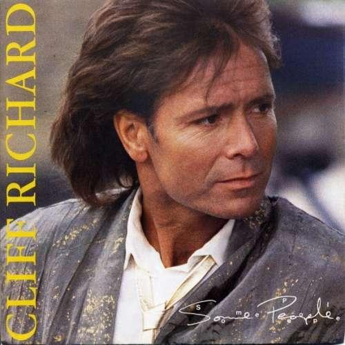 Cover zu Cliff Richard - Some People (7, Single) Schallplatten Ankauf