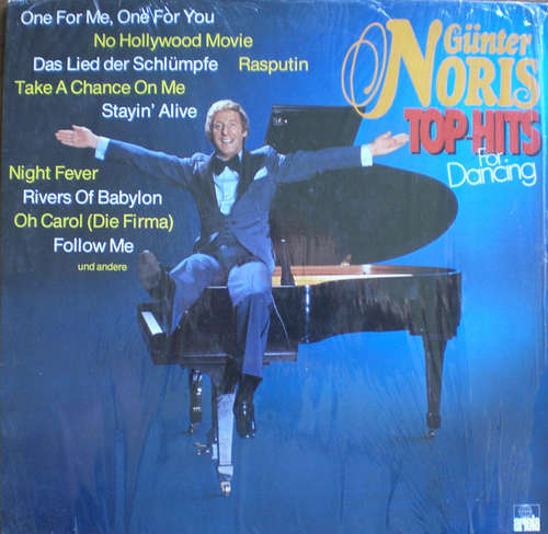 Cover Günter Noris - Top-Hits For Dancing (LP, Album) Schallplatten Ankauf