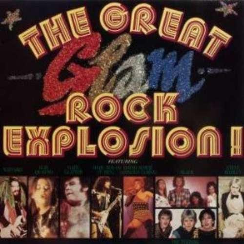 Cover zu Various - The Great Glam Rock Explosion (LP, Comp) Schallplatten Ankauf