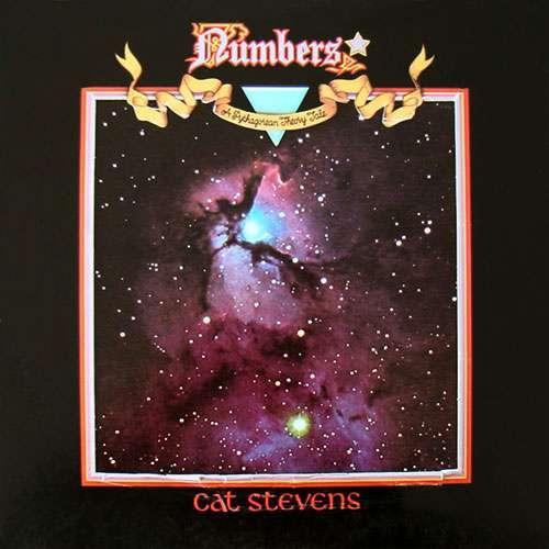 Cover zu Cat Stevens - Numbers (A Pythagorean Theory Tale) (LP, Album) Schallplatten Ankauf
