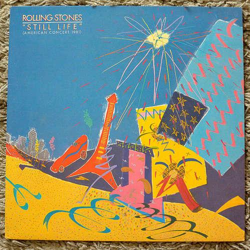 Cover The Rolling Stones - Still Life (American Concert 1981) (LP, Album, RE) Schallplatten Ankauf