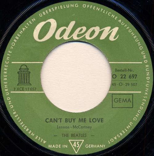Cover The Beatles - Can't Buy Me Love (7, Single) Schallplatten Ankauf