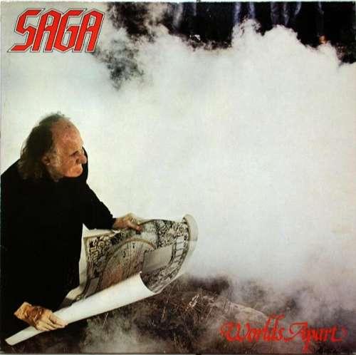 Cover Saga (3) - Worlds Apart (LP, Album) Schallplatten Ankauf