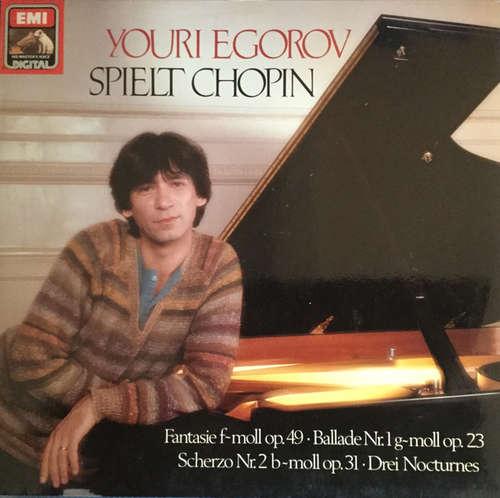 Bild Youri Egorov - Youri Egorov Spielt Chopin (LP, Album) Schallplatten Ankauf