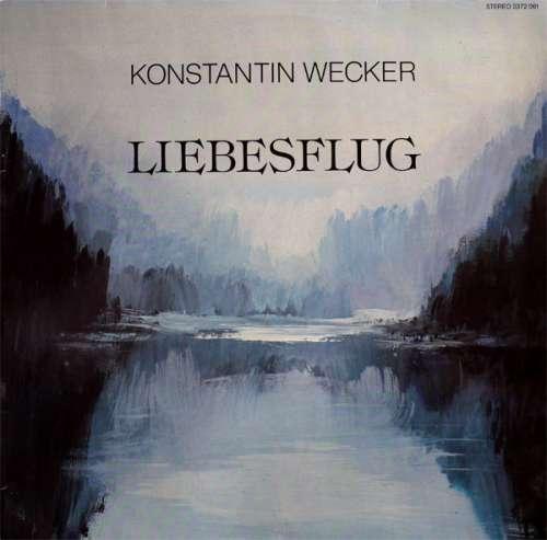 Bild Konstantin Wecker - Liebesflug (LP, Album) Schallplatten Ankauf