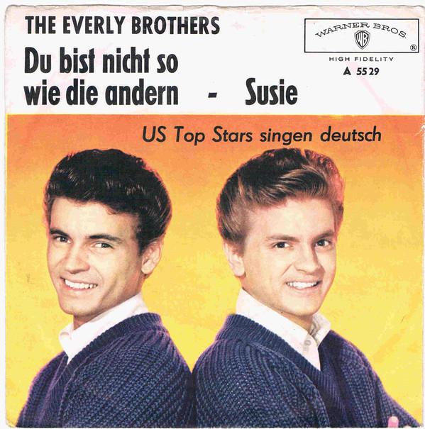 Bild The Everly Brothers* - Du Bist Nicht So Wie Die Andern (7, Single) Schallplatten Ankauf