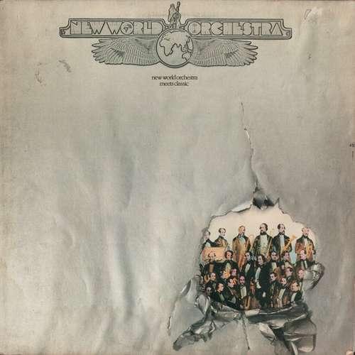 Cover The New World Orchestra (3) - Meets Classic (LP) Schallplatten Ankauf