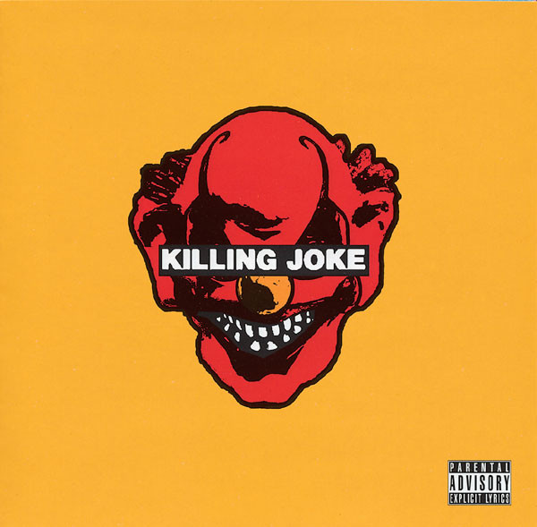 Bild Killing Joke - Killing Joke (CD, Album) Schallplatten Ankauf