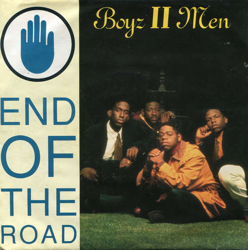 Cover Boyz II Men - End Of The Road (7, Single) Schallplatten Ankauf