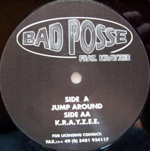 Bild Bad Posse Feat. Krayzee - Jump Around / K.R.A.Y.Z.E.E. (12) Schallplatten Ankauf