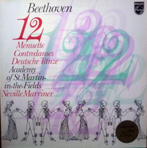 Bild Beethoven*, Neville Marriner*, Academy Of St. Martin-In-The-Fields* - Tänze • Dances (LP) Schallplatten Ankauf