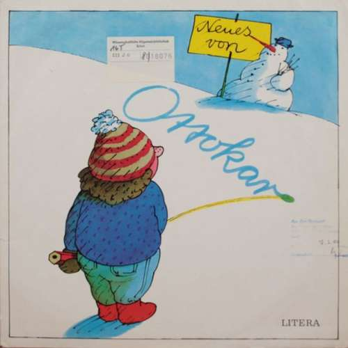 Cover Ottokar Domma - Neues Von Ottokar (LP) Schallplatten Ankauf