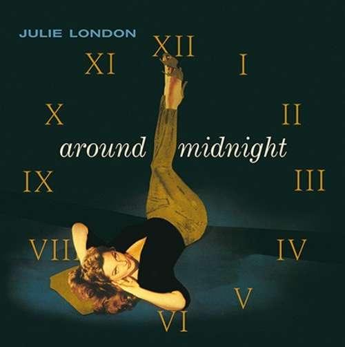 Bild Julie London - Around Midnight (LP, Album, RE, 180) Schallplatten Ankauf