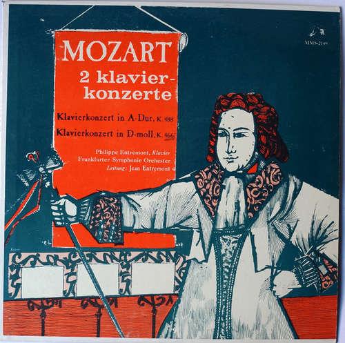 Bild Mozart* - 2 Klavierkonzerte (Klavierkonzert In A-Dur, K. 488 / Klavierkonzert In D-Moll, K. 466) (LP) Schallplatten Ankauf