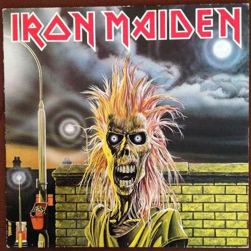 Bild Iron Maiden - Iron Maiden (LP, Album) Schallplatten Ankauf