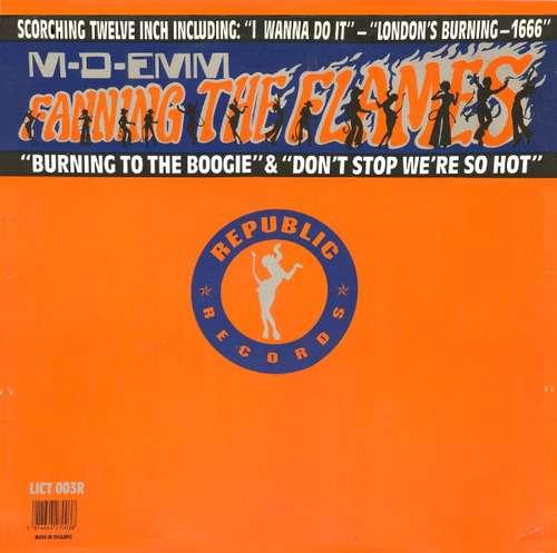 Bild M-D-Emm - Fanning The Flames (12) Schallplatten Ankauf
