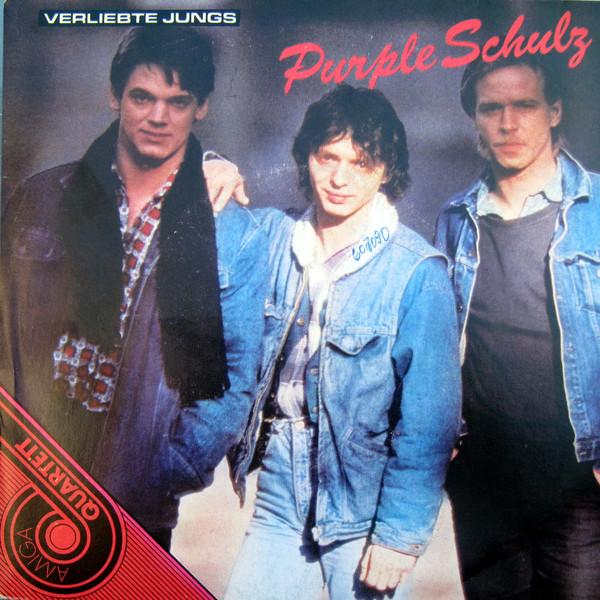 Bild Purple Schulz - Verliebte Jungs (7, EP) Schallplatten Ankauf