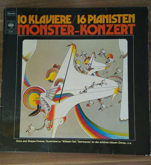 Bild Samuel Adler - 10 Klaviere/16 Pianisten: Monster-Konzert (LP, Album) Schallplatten Ankauf