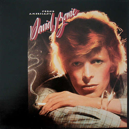 Cover David Bowie - Young Americans (LP, Album) Schallplatten Ankauf