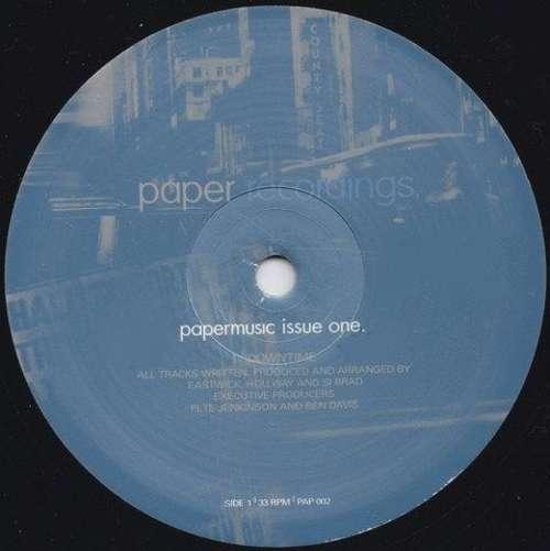 Cover zu Papermusic* - Issue One (12) Schallplatten Ankauf