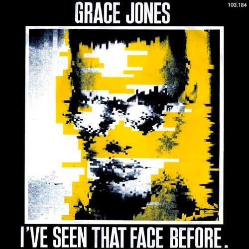 Bild Grace Jones - I've Seen That Face Before (7, Single) Schallplatten Ankauf