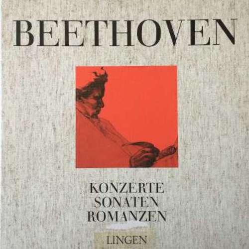 Bild Beethoven* - Konzerte Sonaten Romanzen (Box, Comp + 6xLP, Comp) Schallplatten Ankauf
