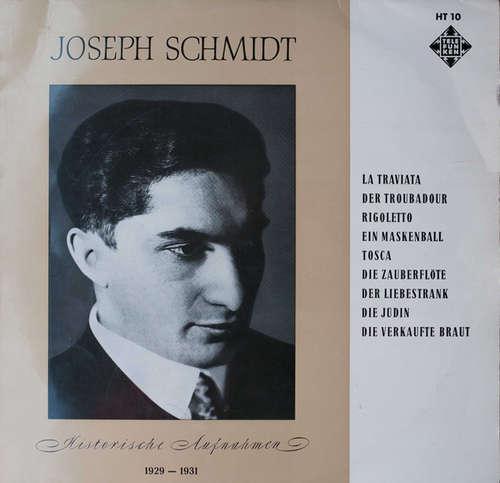 Bild Joseph Schmidt, Berliner Philharmoniker, Orchester Der Städtischen Oper Berlin, Selmar Meyrowitz - Historische Aufnahmen (LP, Comp, Mono) Schallplatten Ankauf