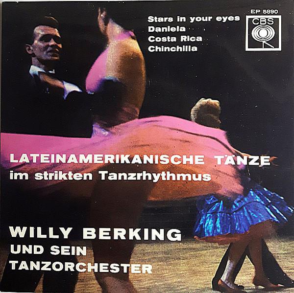 Bild Willy Berking Und Sein Tanzorchester* - Lateinamerikanische Tänze Im Strikten Tanzrhytmus (7, EP) Schallplatten Ankauf