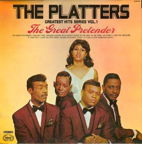 Bild The Platters - The Great Pretender (LP, Comp, RE) Schallplatten Ankauf