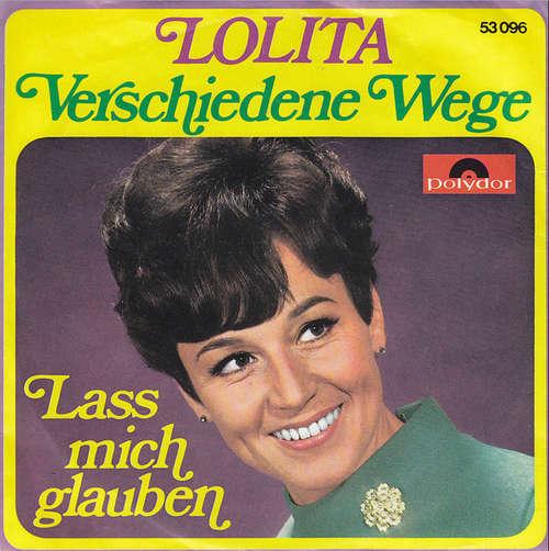 Cover zu Lolita (3) - Verschiedene Wege (7, Single) Schallplatten Ankauf