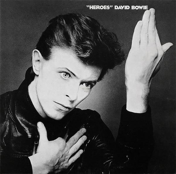 Cover David Bowie - Heroes (LP, Album) Schallplatten Ankauf