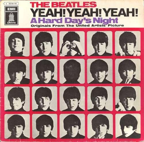 Bild The Beatles - A Hard Day's Night (LP, Album, RE) Schallplatten Ankauf